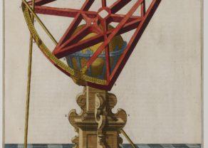 Sextant by Joan Blaeu (Atlas Maior)