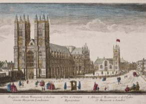 Optica print of Westminster Cathedral by Daumont