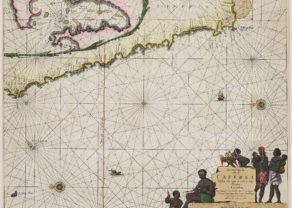 Cape of Good Hope by van Keulen, 1697