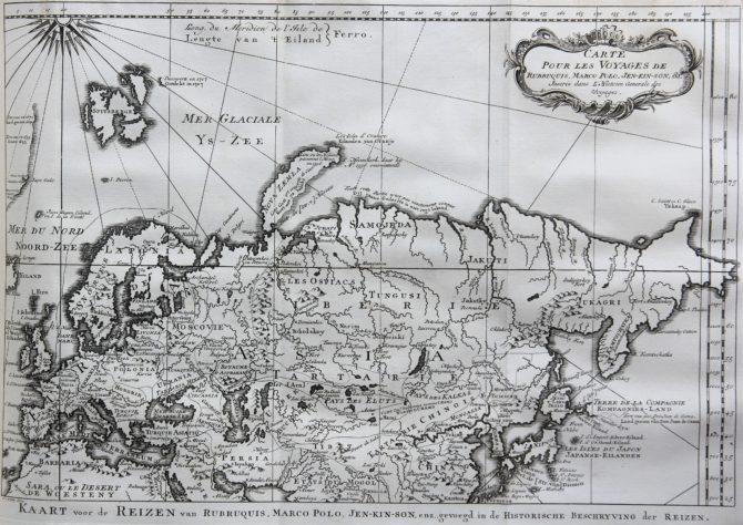 Histoire generale Travels by Marco Pölo (Prevost)